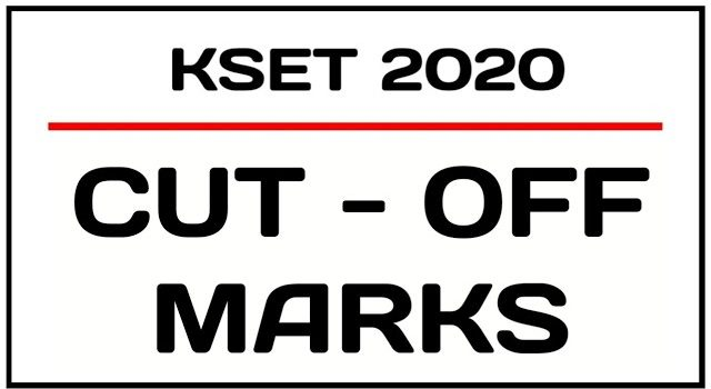 KSET 2020 Cut Off